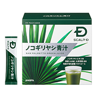 SCALP-D Green Juice Saw Palmetto
